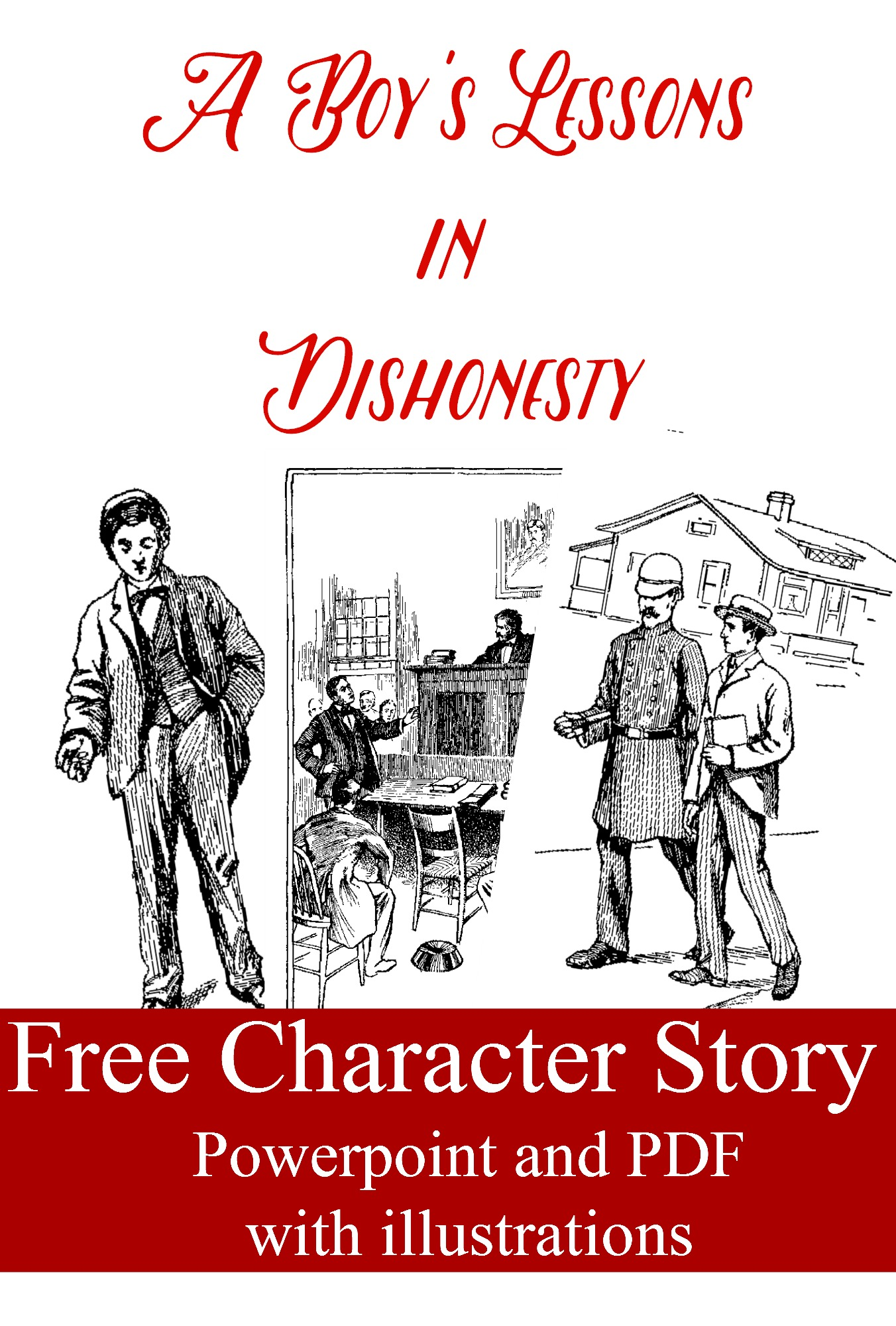 Free Lesson In Honesty Story Download And Lesson