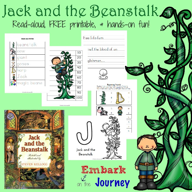 FREE Jack and the Beanstalk