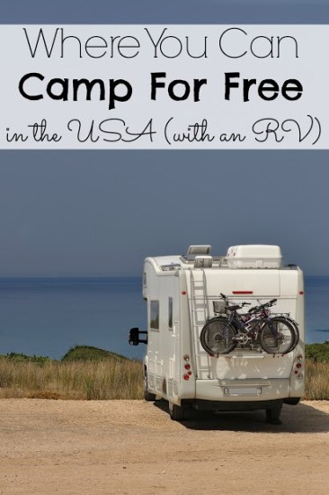 Where-You-Can-Camp-For-Free-in-the-USA-with-an-RV