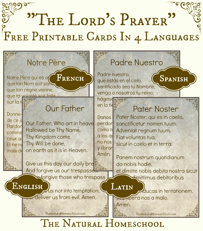 FREE Lord's Prayer