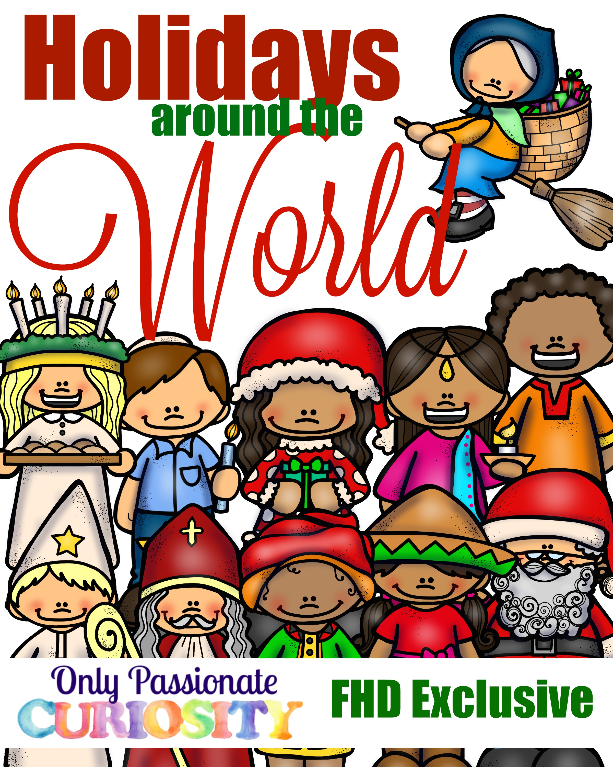 Preschool Worksheets Holiday