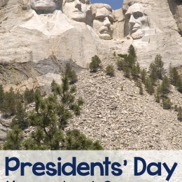Presidents' Day Resources and Printables for Your Homeschool!