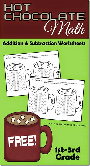 Addition and Subtraction Math Practice