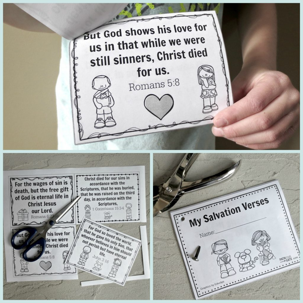 Free Salvation Printables