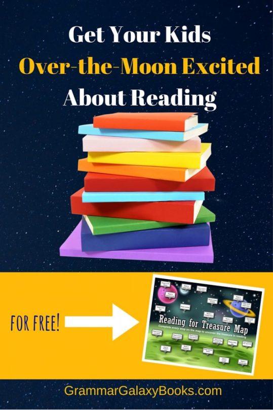 FREE Reading Map