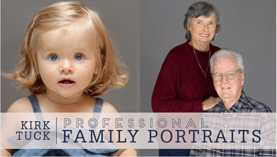 Free Family Portrait Photography Lessons