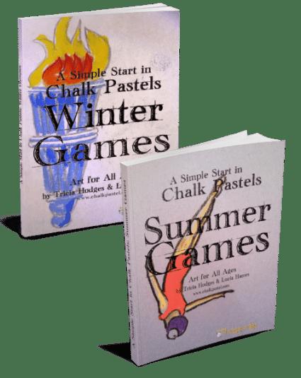 Olympic Games Chalk Pastel Bundle Only $6.49! (Reg. $10!)