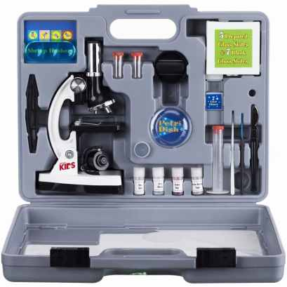 AMSCOPE-Kids Beginner Microscope Kit Only $39.98! (Reg. $100!)