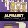 FREE Alphabet PB & J Pack