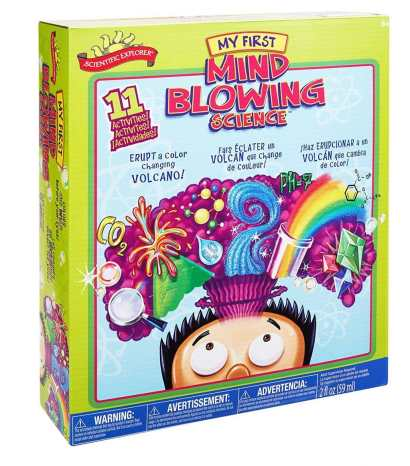 My First Mind Blowing Science Kit Only $11! (Reg. $24!)