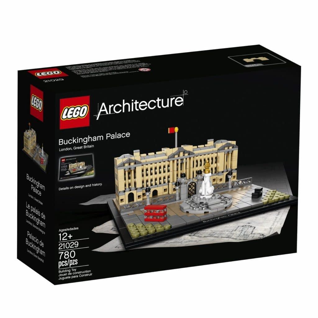 Lego Architecture Buckingham Palace Kit Only 36 Reg 50