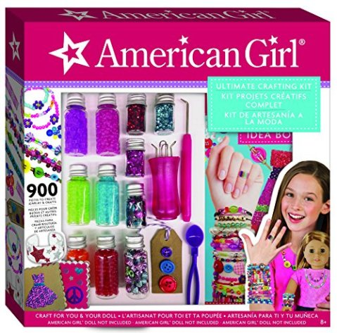 American Girl Ultimate Crafting Kit Only $15! (Reg. $22!)