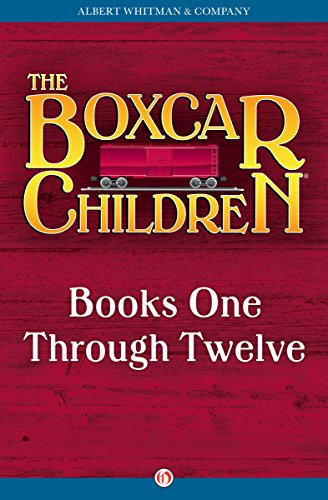 The Boxcar Children Books 1-12 eBook Set Only $3.99! (93% Off!)