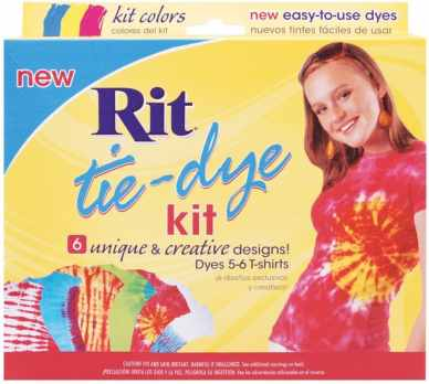 Rit Tie-Dye Kit Only $6.62! (53% Off!)