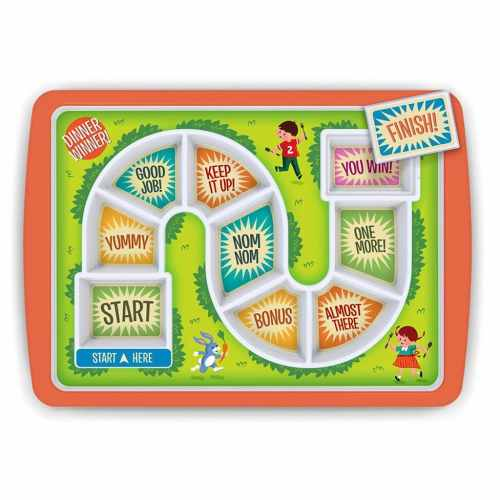Dinner Winner Kids' Tray Only $14.99! (Reg. $20!)