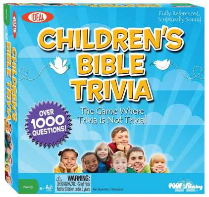 Children's Bible Trivia Game Only $7.60! (30% Off!)