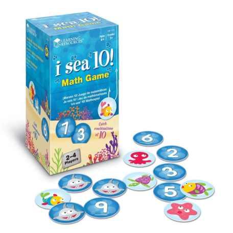 I Sea 10!