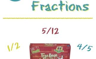 14 Fun Games to Learn Fractions