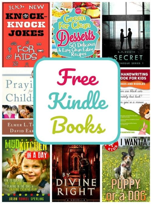 20 Kindle Freebies!