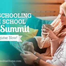 Free Homeschool High School Online Convention