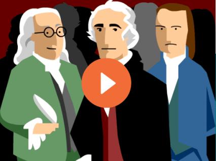 U.S. Constitution Animated Video