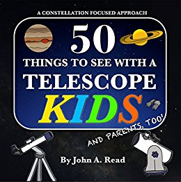 50 Things to See with a Telescope
