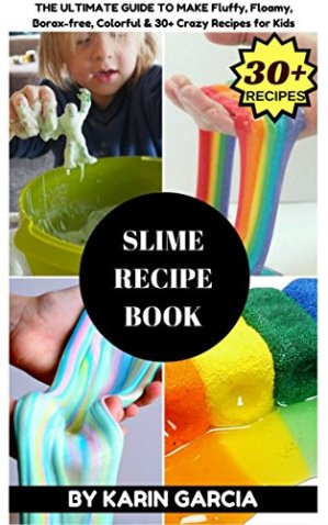 Slime Recipe Book