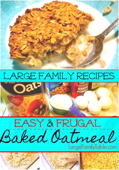 JAMERRILL'S BAKED OATMEAL RECIPE