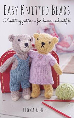 Easy Knitted Bears