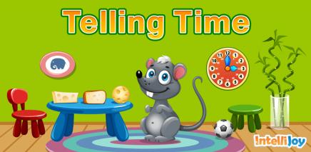 Kids Telling Time App