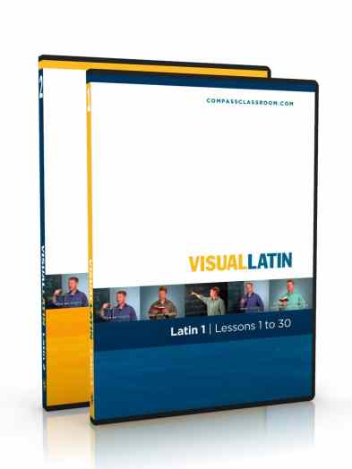 30% Off Visual Latin Curriculum
