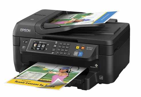 Epson Wireless All-in-One Color Printer Only $59.99! (54% Off!)
