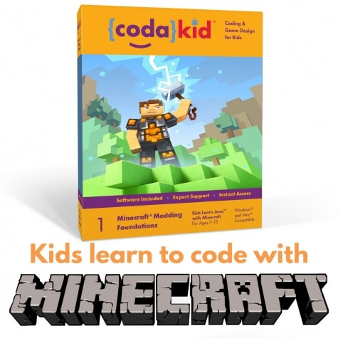 Minecraft Coding Course Only $49.99! ($200 Off!) - Today Only!