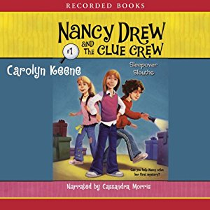 Nancy Drew & The Clue Crew: Sleepover Sleuths