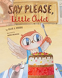 Say Please, Little Owlet
