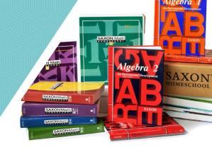 Homeschool Sale: 28% Off Saxon Math & 30% Off Apologia Science!