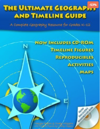 The Ultimate Geography & Timeline Guide Only $18.97! (Reg. $40!)