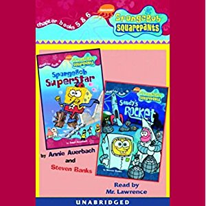Spongebob Squarepants Chapter Books 5 & 6