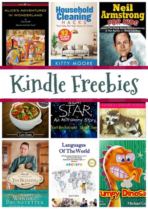 15 Kindle Freebies: Grumpy Dinosaur, Smart Money Kids, & More!