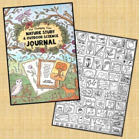 Nature & Outdoor Science Journal Only $17.50! (56% Off!)