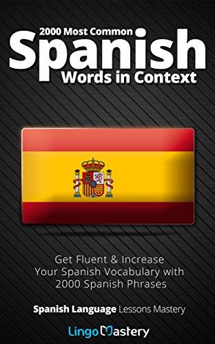 2000 Most Common Spanish Words
