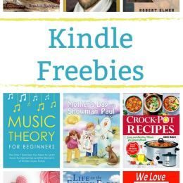18 Kindle Freebies: The Complete Works of Shakespeare, Music Theory for Beginners, & More!
