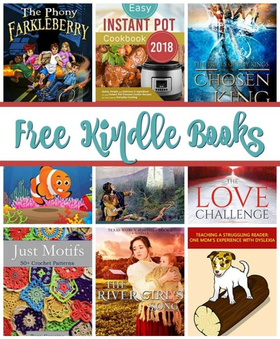 12 Kindle Freebies: Grimm's Fairy Tales, The Love Challenge, & More!