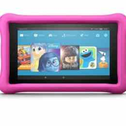 Kindle Fire 7″ Kids Tablet w/ Case Only $69.99! (30% Off!)