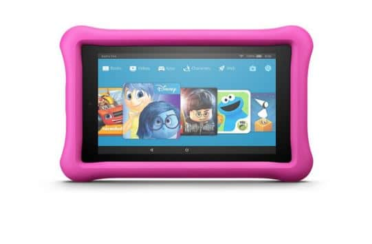 "Kindle Fire 7"" Kids Tablet w/ Case Only $69.99! (30% Off!)"