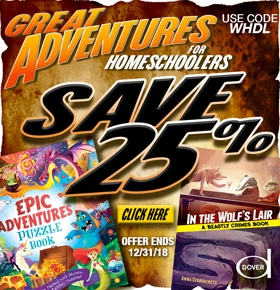 Great Adventures for Homeschoolers