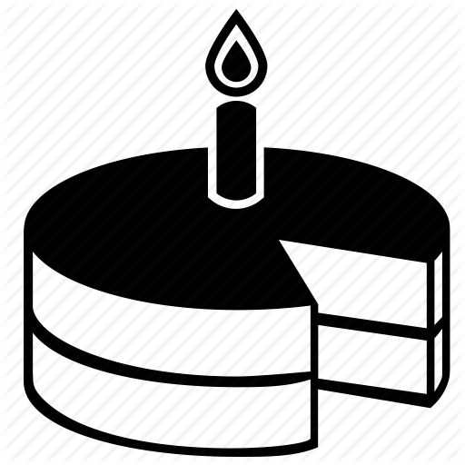 Birthday Cake Icon Transparent Birthday Cake Png Images Amp Vector Free Icons And Png Backgrounds