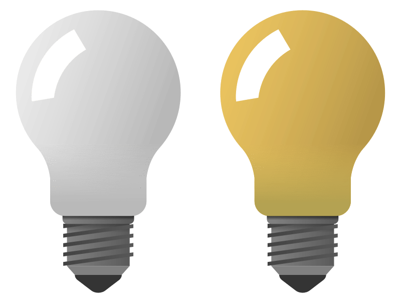 Light Bulb On Off Icon 26008 Free Icons And Png Backgrounds