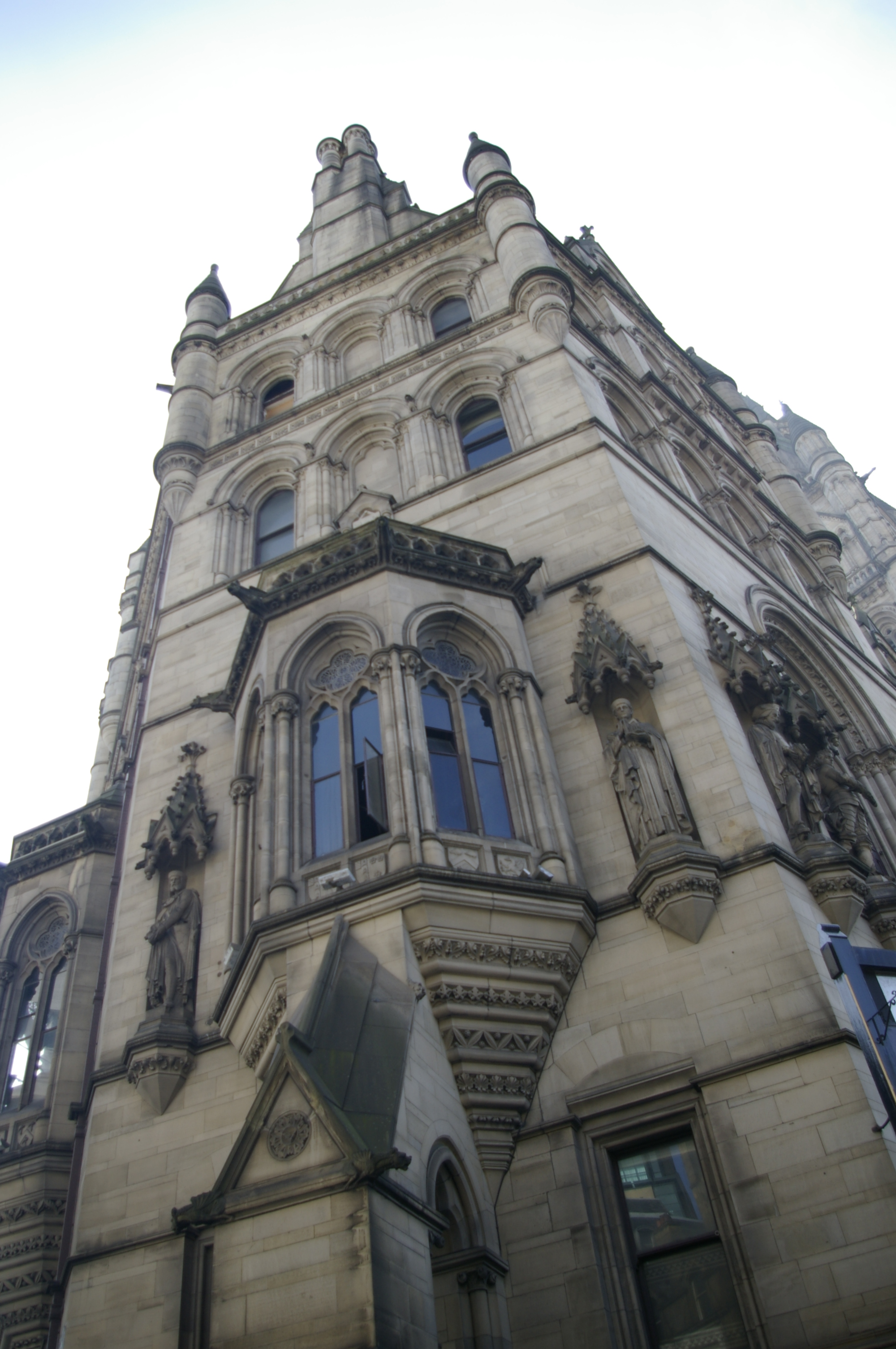 Free Stock Photo 812 Manchester Townhall Freeimageslive
