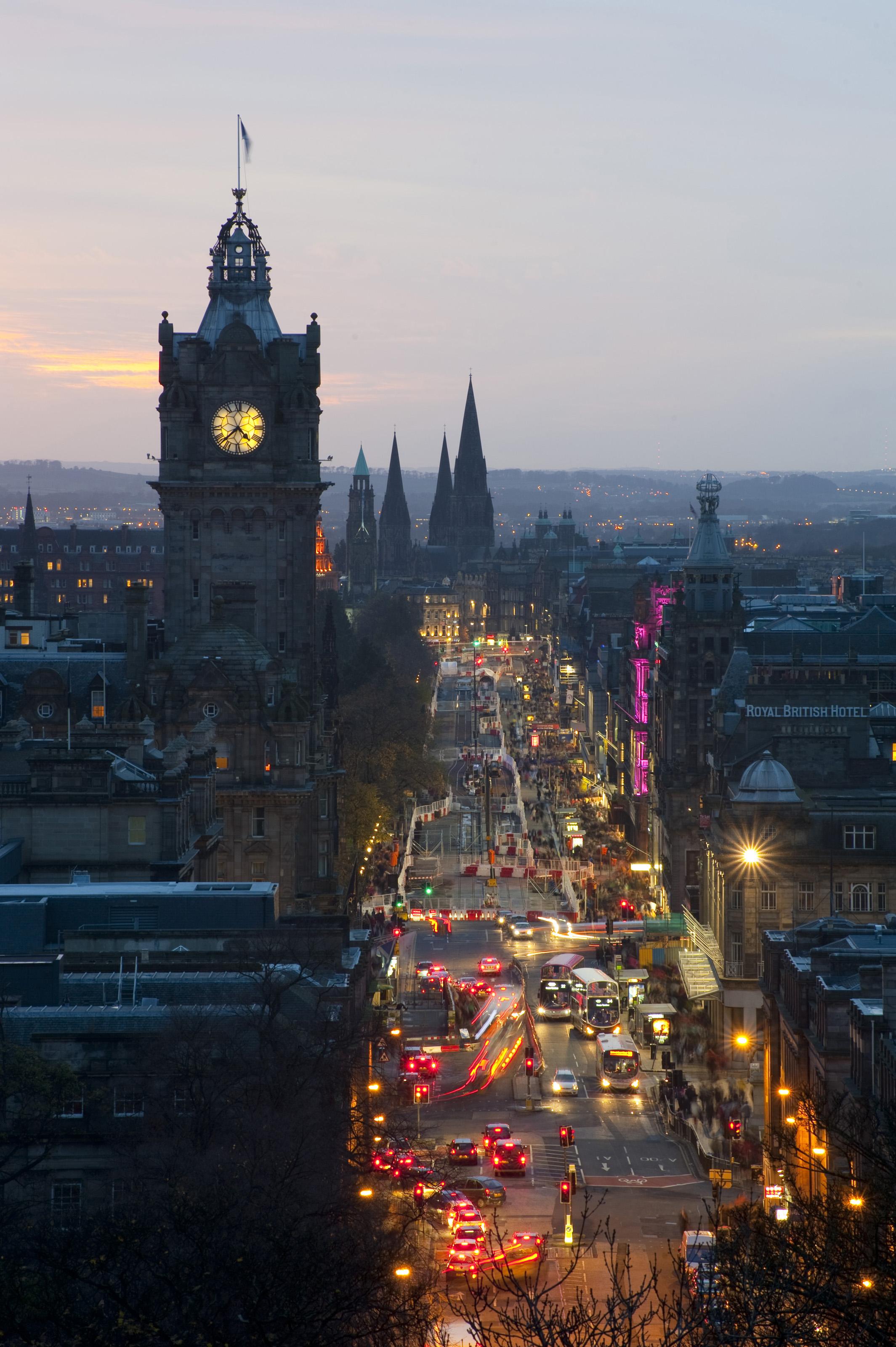 Picture Lights Edinburgh